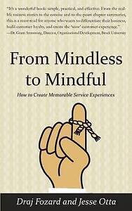 From Mindless to Mindful by Fozard, Draj -Paperback