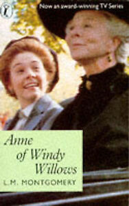 Anne of Windy Willows, By Montgomery, L. M.,in Used but Acceptable condition