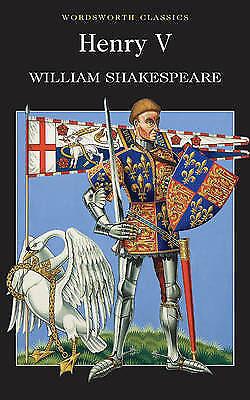 Henry V by William Shakespeare (Paperback, 2000) 9781840224214