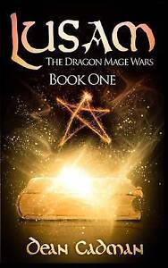 Lusam: The Dragon Mage Wars -Paperback