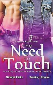 The Need to Touch -Paperback