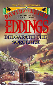 Belgarath The Sorcerer, Eddings, David & Lee, Very Good Book
