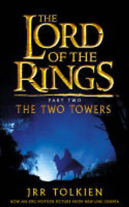 The-Two-Towers-Lord-of-the-Rings-Tolkien-J-R-R-Very-Good-0007171986
