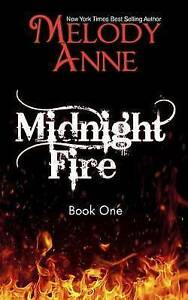 Midnight Fire: Rise of the Dark Angel - Book One -Paperback