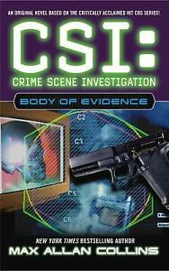 Body-of-Evidence-4-by-Max-Allan-Collins-2003-Paperback