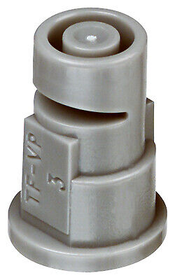 Boom Sprayer Replacement Nozzle Tips 3 Gray Flood 4-pk.