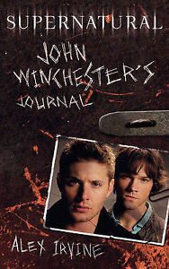 Supernatural-John-Winchesters-Journal-Alex-Irvine