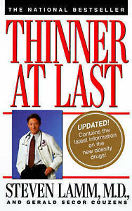 USED (VG) Thinner at Last by Steven Lamm