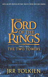 The-Lord-of-the-Rings-Part-Two-The-Two-Towers-J-R-R-Tolkien-Good-0007149220