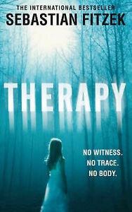 Therapy-Sebastian-Fitzek-Used-Good-Book