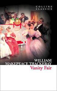 Vanity Fair (Collins Classics), Thackeray, William Makepeace, Used; Good Book