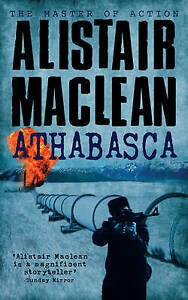 Athabasca, MacLean, Alistair, New, Paperback