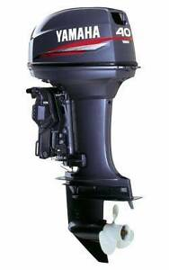 """40XWTL Yamaha 40hp CV """"Customer Value"""" 2-stroke Outboard motor Westminster Stirling Area Preview"""
