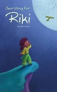 Searching for Riki by Muna, Ellora -Paperback