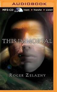 NEW This Immortal by Roger Zelazny
