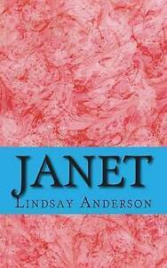 Janet by Anderson, Lindsay 9781505824063 -Paperback
