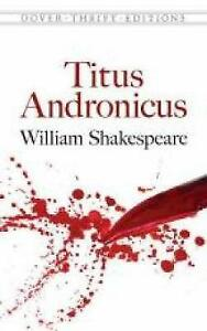 Titus Andronicus by William Shakespeare (Paperback, 2015)