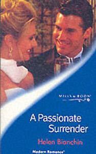 Good, A Passionate Surrender (Mills & Boon Modern), Bianchin, Helen, Book