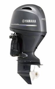 F115LB Yamaha 115hp 4-stroke Outboard motor Westminster Stirling Area Preview