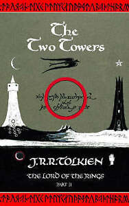 The Lord of the Rings: Part Two - The Two Towers: The Two Towers Vol 2, Tolkien,