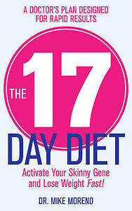 The 17 Day Diet by Mike Moreno (Paperbac...
