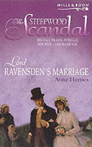 Good, Lord Ravensden's Marriage (Steepwood Scandal), Herries, Anne, Book