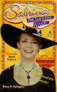 Diana G. Gallagher Halloween Havoc (Sabrina, the Teenage Witch) Very Good Book