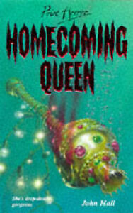 """""""VERY GOOD"""" Homecoming Queen (Point Horror), Hall, John A., Book"""