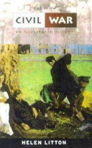 The Irish Civil War: An Illustrated History by Helen Litton (Paperback, 1995)