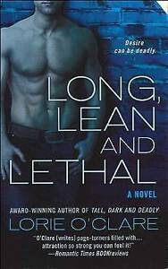 Long-Lean-and-Lethal-by-Lorie-O-039-Clare-Paperback-2009