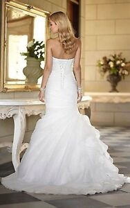 Brand New Beautiful Wedding Dress North Shore Greater Vancouver Area image 2