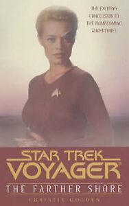 Golden-Christie-The-Farther-Shore-Star-Trek-Voyager-Book