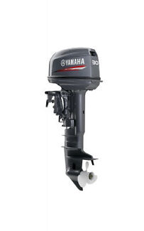 30DETOL Yamaha 30hp 2-stroke Outboard motor Westminster Stirling Area Preview