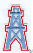 Houston Oilers Patch
