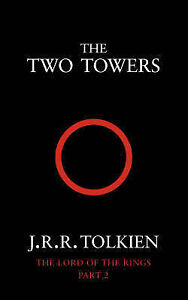 The-Two-Towers-Two-Towers-Vol-2-The-Lord-of-the-Rings-ACCEPTABLE-Book