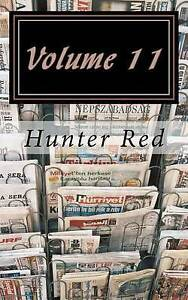 Volume 11 Red, Hunter -Paperback