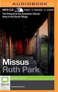 Missus by Ruth Park (CD-Audio, 2015)