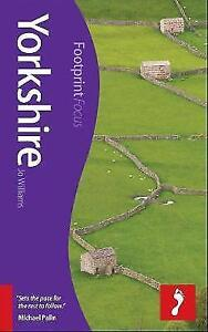 Yorkshire Footprint Focus Guide by Jo Williams (Paperback, 2013)