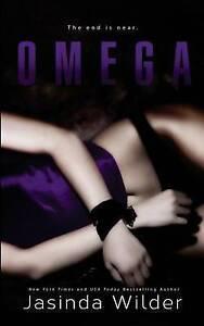 NEW Omega (Alpha Book 3) by Jasinda Wilder