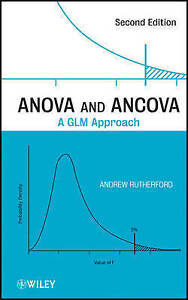ANOVA and ANCOVA, Andrew Rutherford