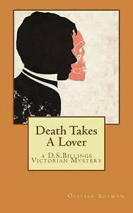 Death Takes a Lover by Bosman, Olivier -Paperback