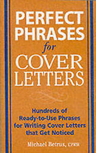 Perfect Phrases for Cover Letters, Betrus, Michael