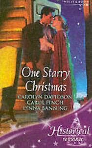 One Starry Christmas  by Carolyn Davidson/Carol Finch/Lynna Banning Mills & Boon