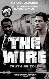 The-Wire-Truth-be-Told-shelf-worn-book-David-Simon-Rafael-Alvarez-Paperback