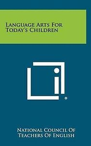Language Arts for Today's Children 9781258437992 -Hcover