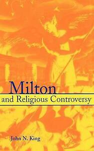 Milton and Religious Controversy: Satire and Polemic in Paradise Lost-ExLibrary