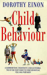 Child-Behaviour-by-Dorothy-Einon-Paperback-1998