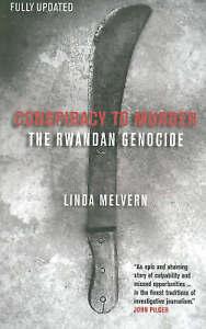 Conspiracy-to-Murder-The-Rwandan-Genocide-Acceptable-Melvern-Linda-Book
