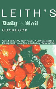 """""""AS NEW"""" Waldegrave, Caroline, Leith's Daily Mail Cookbook Book"""