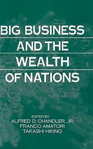 Big Business and the Wealth of Nations-ExLibrary
